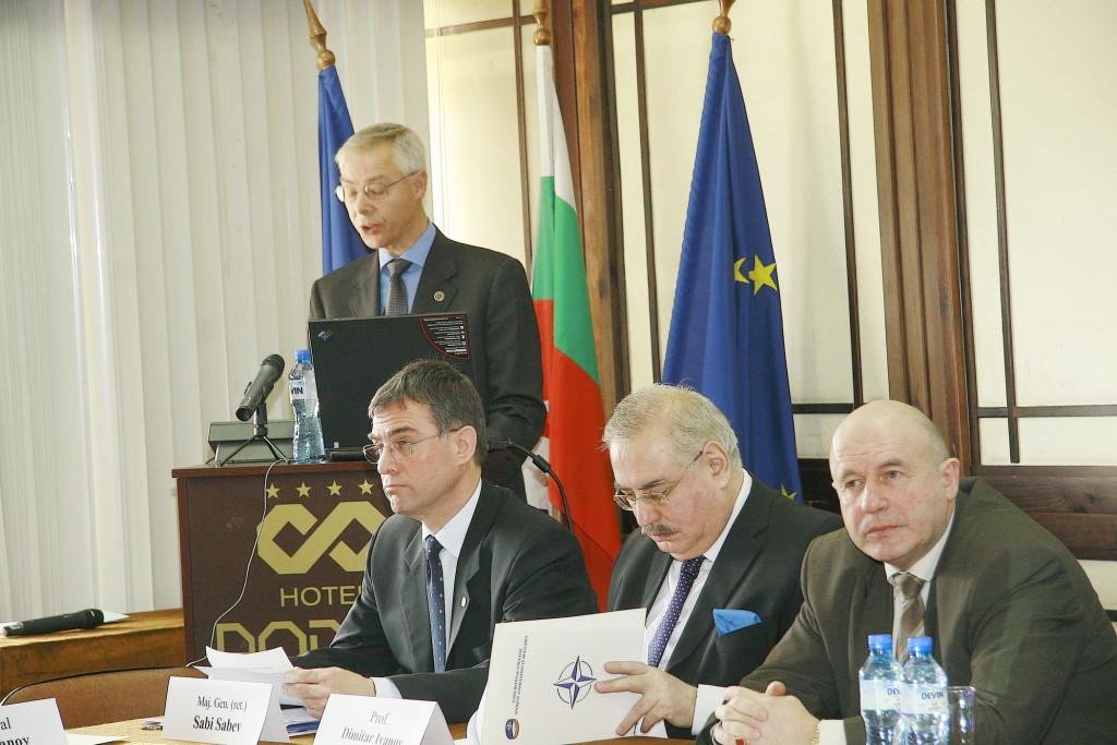 5 years Bulgaria in NATO